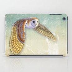 Barn Owl Labyrinth iPad Case