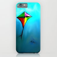 FLYING HIGH AND PROUD iPhone 6 Slim Case