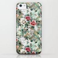 Rose Garden iPhone 5c Slim Case