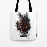 That Is When The World W… Tote Bag