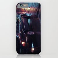 iPhone & iPod Case featuring Carx by Red Blueen