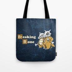 Breaking Bone Tote Bag