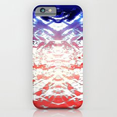 Absolution- QuakeWake (in HyperBluePink) iPhone 6 Slim Case