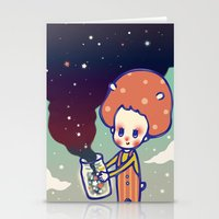 Magic Little Star Stationery Cards