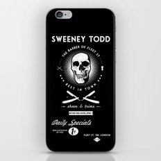 daily specials iPhone & iPod Skin