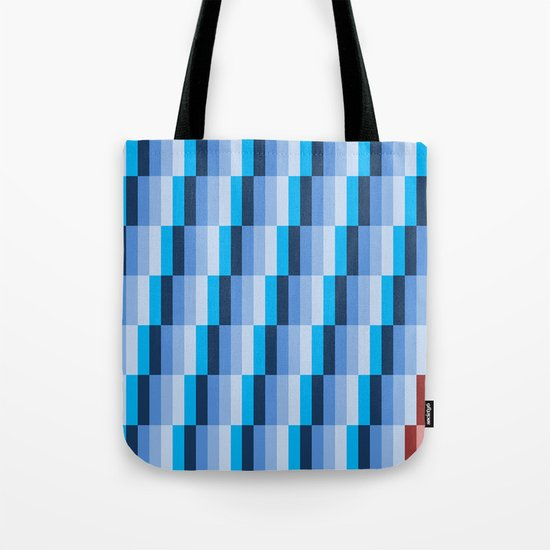 Fuzz Line #1 Tote Bag