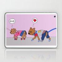 Puppy Love Laptop & iPad Skin