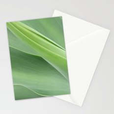 Green Agave Attenuata Stationery Cards