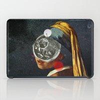 Look into the deep night iPad Case