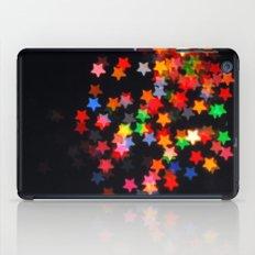 Rainbow Stars iPad Case