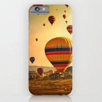 Sunrise in Cappadocia iPhone 6 Slim Case