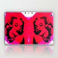 Marilyn Monroe. Laptop & iPad Skin