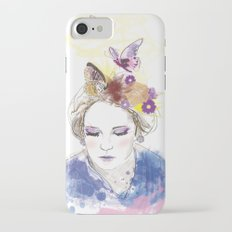 Lady Butterfly Slim Case iPhone 7