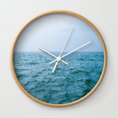 Nautical Porthole Study No.3 Wall Clock