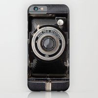 iPhone & iPod Case featuring Vintage Agfa Camera by Typography Photography™