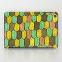 Feathers Monster Skin iPad Case