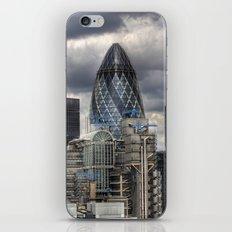 Gherkin iPhone & iPod Skin