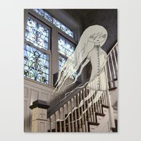 Ghost no. 4 Canvas Print