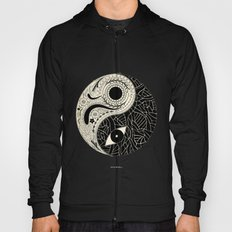 - yin & yang - [collaborative art with famenxt] Hoody