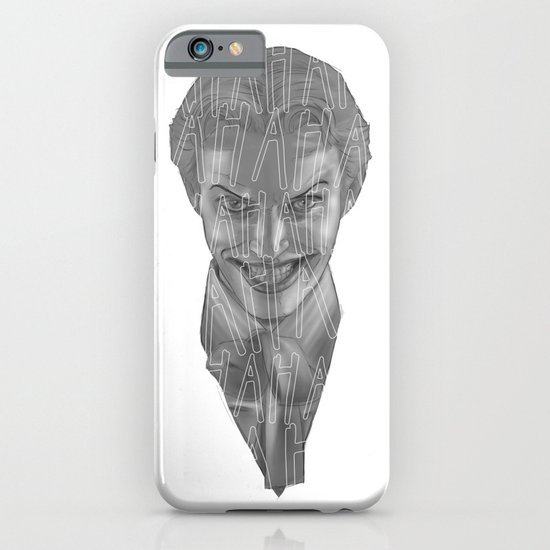The Joker iPhone & iPod Case