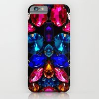 iPhone & iPod Case featuring Gems by jajoão