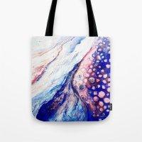 Ocean detail Tote Bag