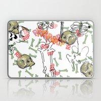 R.I.P. Funky Skull Joy D… Laptop & iPad Skin