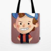 DIPPER! Tote Bag
