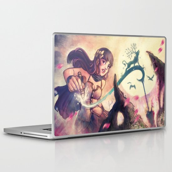 Conception Laptop & iPad Skin