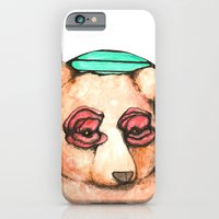 Poppies For Eyes iPhone 6 Slim Case