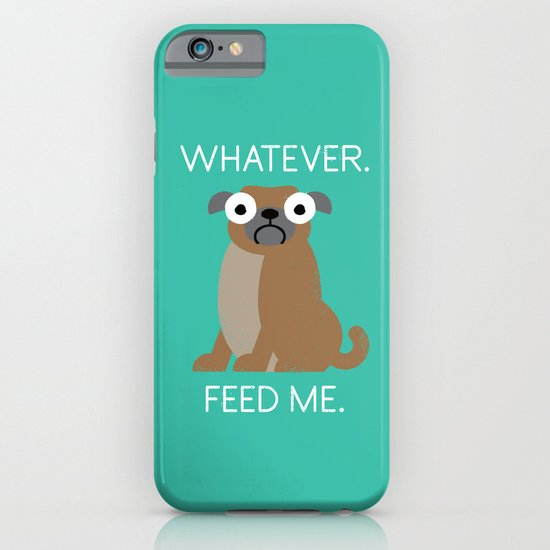 The Pugly Truth iPhone & iPod Case