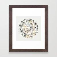 Optical Illusions - Famous Work of Art 3 Framed Art Print