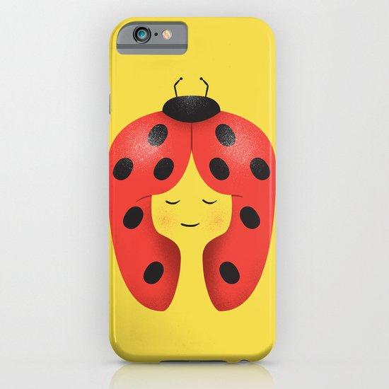 Lady bug iPhone & iPod Case