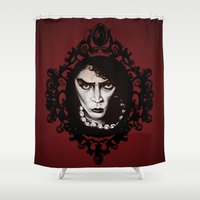 Sweet Transvestite With … Shower Curtain