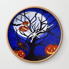 Halloween-5 Wall Clock
