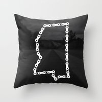 Ride Statewide - Mississ… Throw Pillow