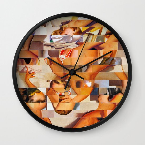 The Young and the Restless (Provenance Series) Wall Clock