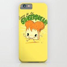 GingerBread iPhone 6s Slim Case