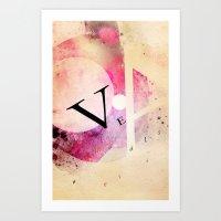 VEA 21 Art Print