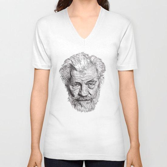 Ian V-neck T-shirt