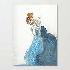 sugar dance Canvas Print
