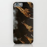 iPhone & iPod Case featuring Giraffe by Elaine C Manley