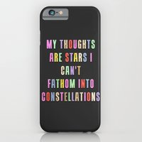 iPhone & iPod Case featuring Constellations by Sarah Turbin