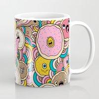 Donut Doodle Mug