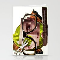 Make Me Perfect | Collag… Stationery Cards
