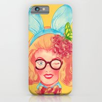 Lapin Belle iPhone 6 Slim Case