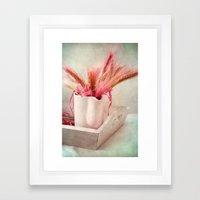 belle nature Framed Art Print