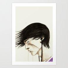 L. Art Print