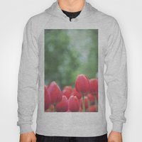 Red Tulips Hoody