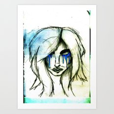 Loss Art Print